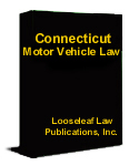 Connecticut Motor Vehicle Law