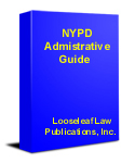 NYPD Administrative Guide
